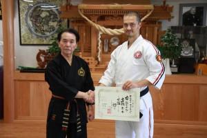Japan award